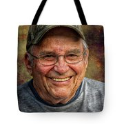 Al On The River Tote Bag