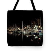 Ala Wai Boat Harbor II Tote Bag