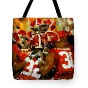 Alabama Celebrate Tote Bag