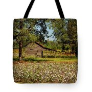Alabama Cotton Field Tote Bag