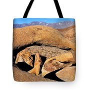 Alabama Hills Arches Tote Bag