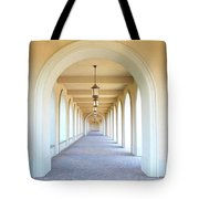 Alabama Shrine Of Most Blessed Sacrament Tote Bag