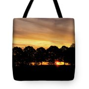 Alabama Sunrise Tote Bag