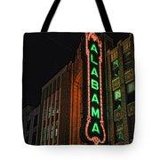 Alabama Theater Tote Bag