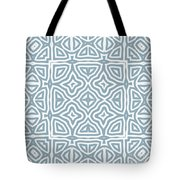 Alahambra Blue Tote Bag
