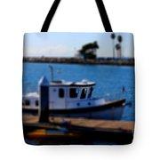 Alamitos Bay Long Beach Tote Bag