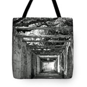 Alamo Corridor Tote Bag