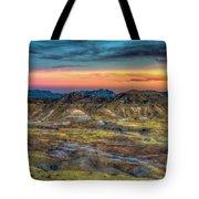 Alamo Creek Sunset Tote Bag
