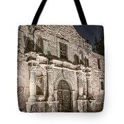 Alamo Door Tote Bag