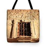 Alamo Night Window Tote Bag