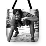 Alan Mathias Tote Bag