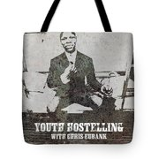 Alan Youth Hostelling Chris Eubank Tote Bag