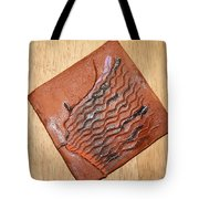 Alarm - Tile Tote Bag