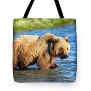 Alaska Bear Tote Bag