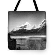 Alaska Black  Tote Bag
