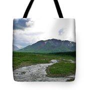 Alaska Denali National Park Landscape 1 Tote Bag