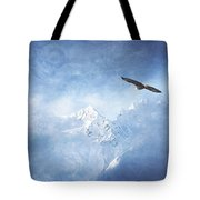 Alaska Dreaming Tote Bag