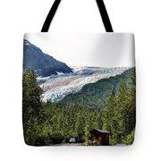 Alaska Glacier B Tote Bag