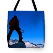 Alaska, Juneau Tote Bag by John Hyde - Printscapes