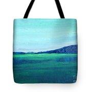 Alaska Lake Tote Bag