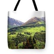 Alaska Scenery II Tote Bag