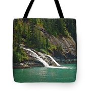 Alaska Tracy Arm Tote Bag