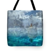 Alaskan Avalon Tote Bag