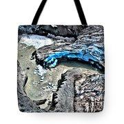 Alaskan Glacier Tote Bag