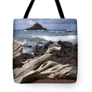 Alau Islet, Drift Wood Tote Bag