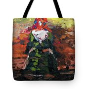 Albanian Traditional Costumes Tote Bag