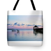 Outer Banks,nc,sunset Tote Bag