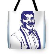 Albert Collins Tote Bag