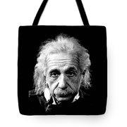 Albert Einstein Circa 1952 Tote Bag
