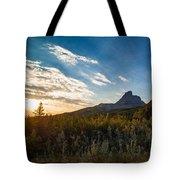 Alberta Sunrise Tote Bag