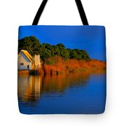 Albufera Blue. Valencia. Spain Tote Bag
