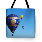 Albuquerque Balloon Festival 4 Tote Bag