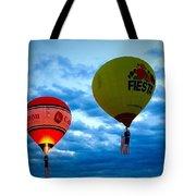 Albuquerque Balloon Festival Tote Bag