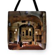 Albuquerque Church Tote Bag