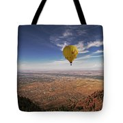 Albuquerque Flight Tote Bag