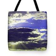 Albuquerque Sky Tote Bag