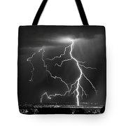Albuquerque Thunderstorm Tote Bag