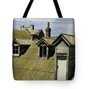 Alcaltraz Roofline Tote Bag