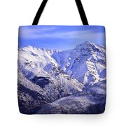 Alcazaba 3315 Meters And Vacares Tote Bag