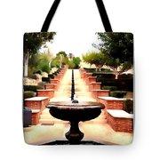 Alcazaba Fountain Tote Bag