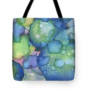 Alcohol Ink #2 Tote Bag