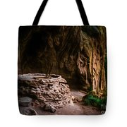 Alcove House Tote Bag