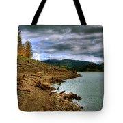 Alder Lake Tote Bag