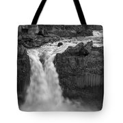 Aldeyjarfoss Waterfall Iceland 3353 Tote Bag