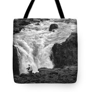 Aldeyjarfoss Waterfall Iceland 3381 Tote Bag