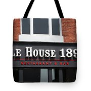 Ale House Tote Bag